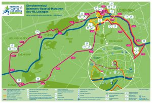 Strecken- und Lageplan, als pdf-Dokument.