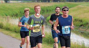 zum Bild: Geht in diesem Jahr hoffentlich wieder über die Bühne: Der Hasetal-Marathon soll am 26. Juni gestartet werden. Foto: Heinz Benken.