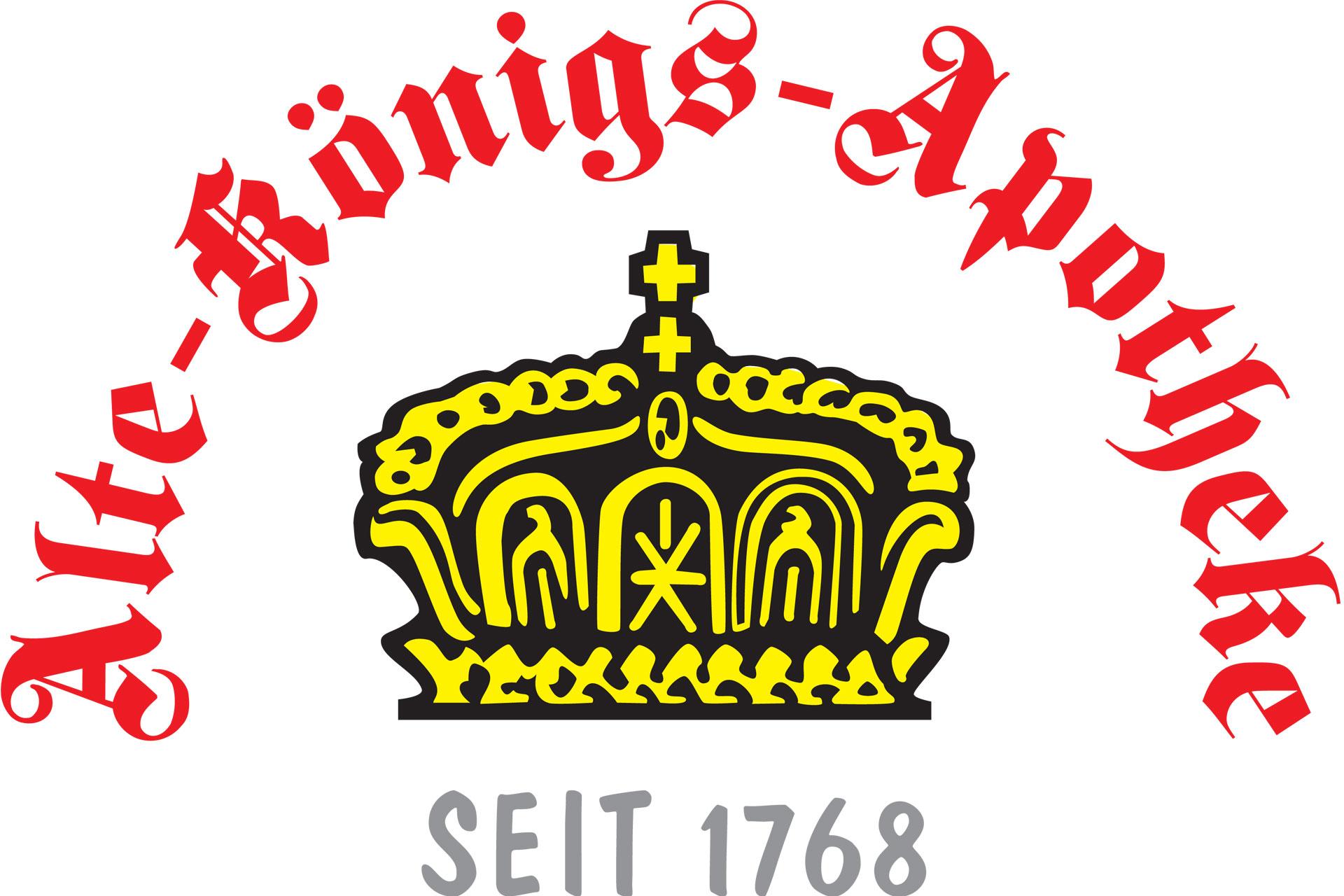 zum Bild: Logo Alte Königs Apotheke Löningen.