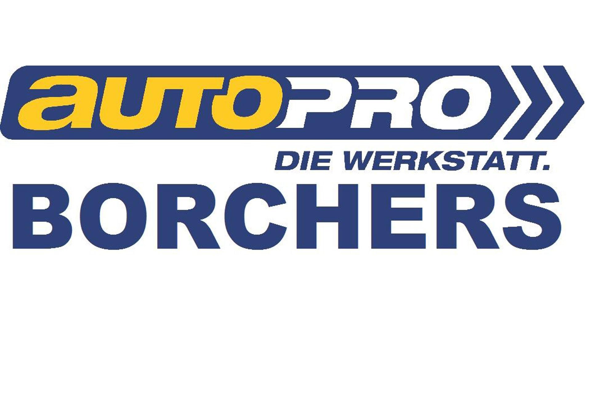 Logo Borchers GmbH, Kfz-Meisterbetrieb