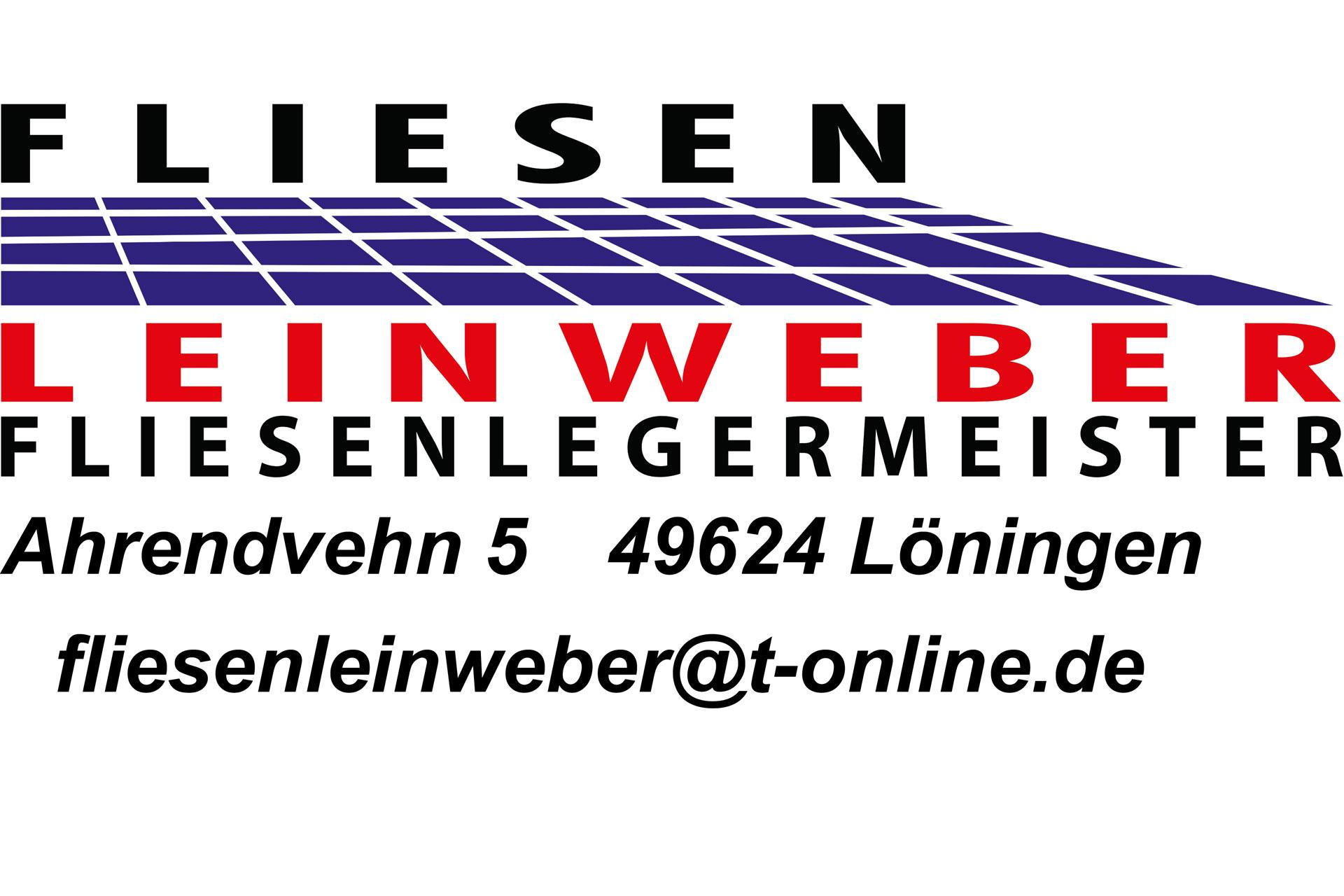 zum Bild: Logo Fliesen Leinweber.