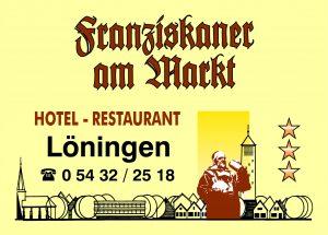 zum Bild: Logo Franziskaner am Markt - Hotel & Restaurant.