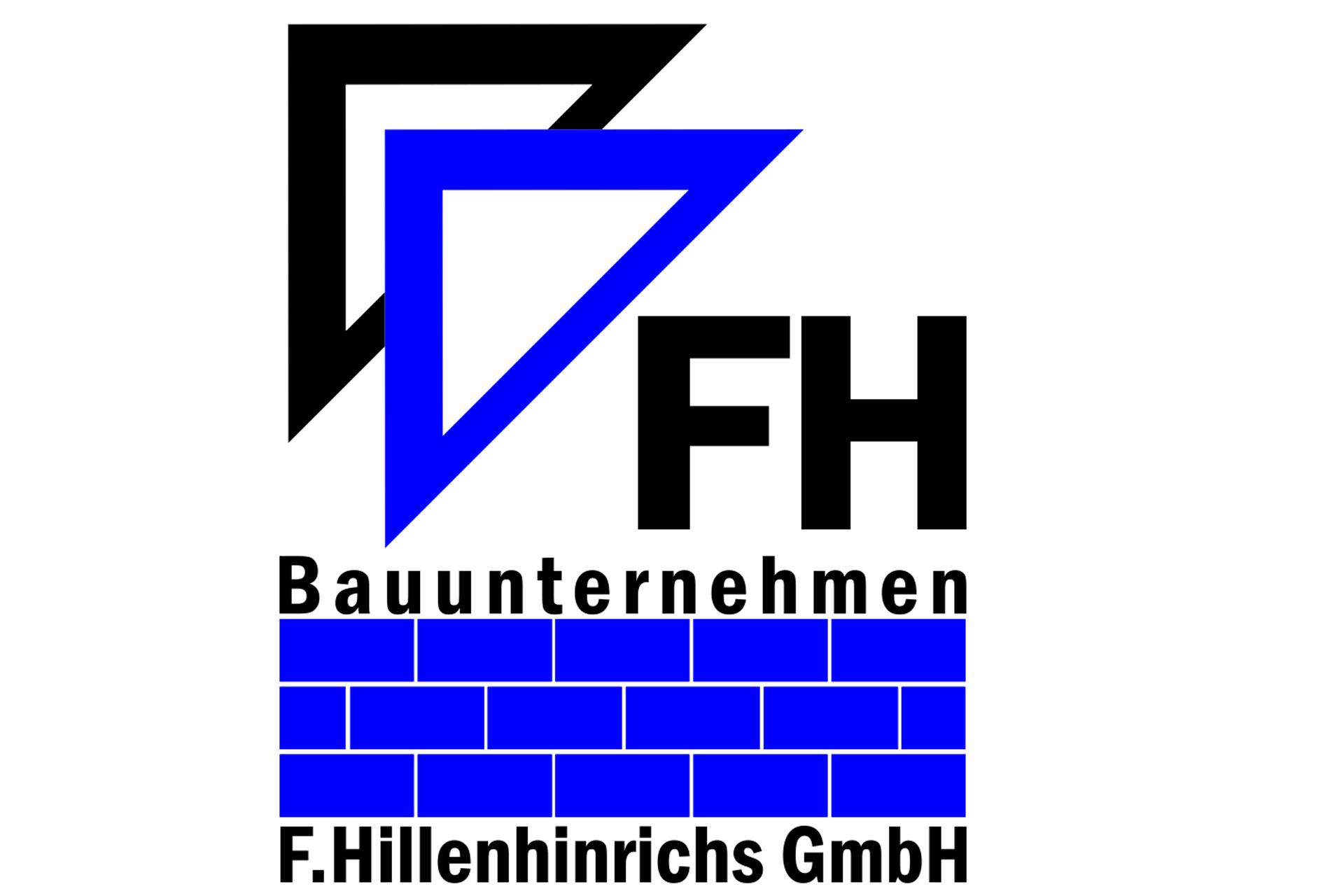 Logo Baunternehmen F. Hillenhinrichs GmbH