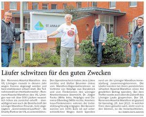 zum Bild: Bericht der Nordwest-Zeitung vom 14.12.2020.