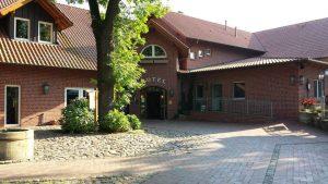"""zum Bild: Hotel & Restaurant """"Am Pfauenhof""""."""