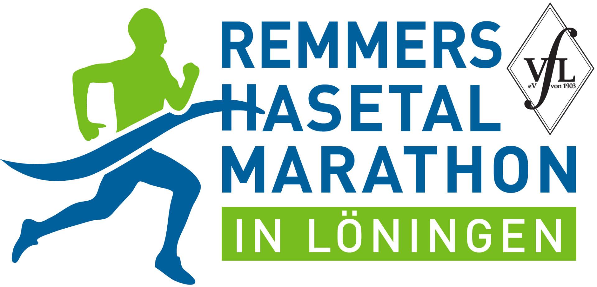 remmers hasetal marathon logo mit loeningen