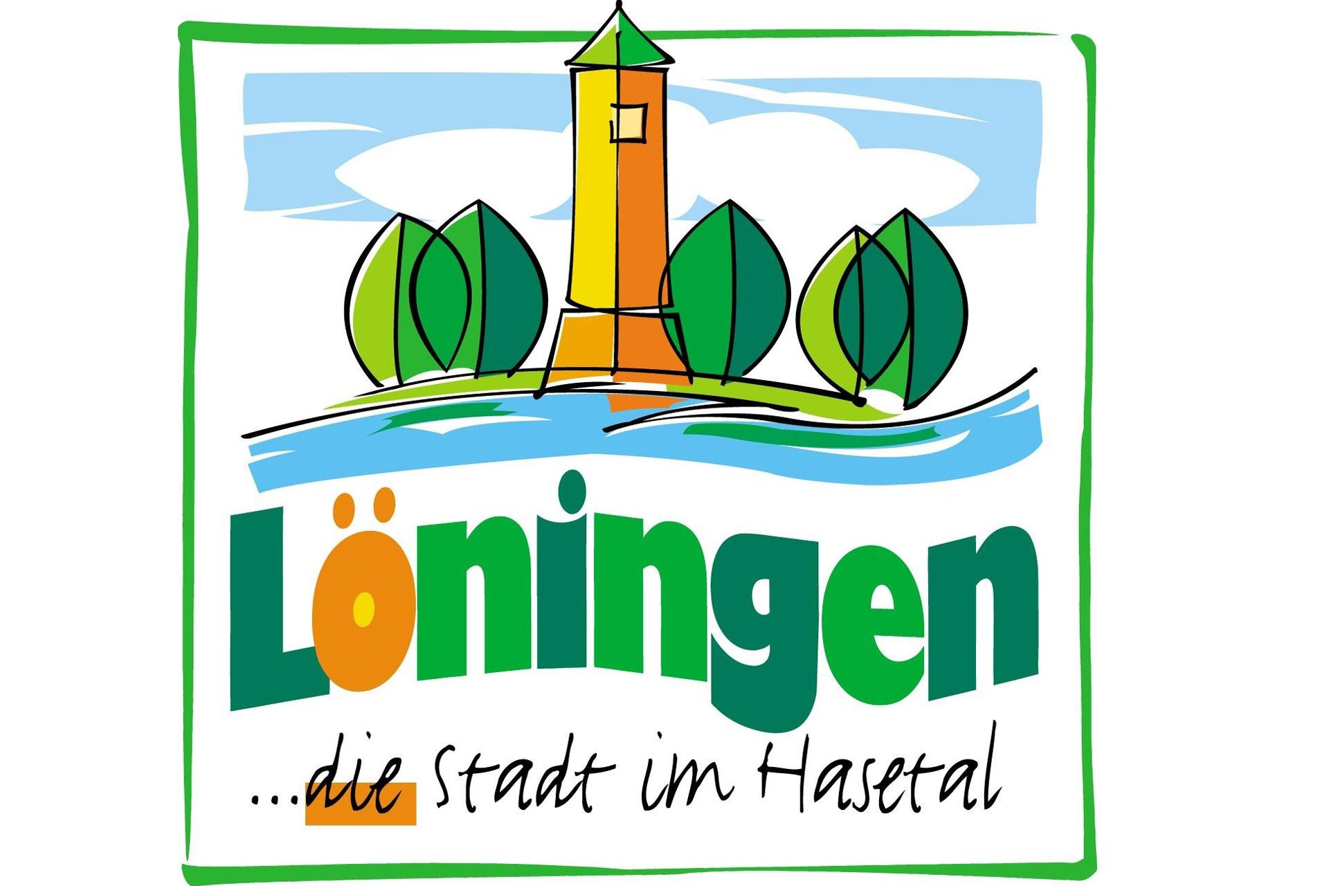 Logo Stadt Löningen