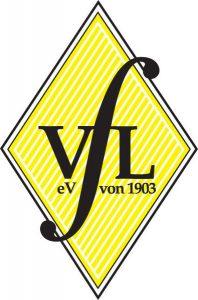 zum Bild: Logo VfL Löningen e. V. von 1903.