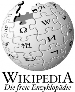 wikipedia logo de1