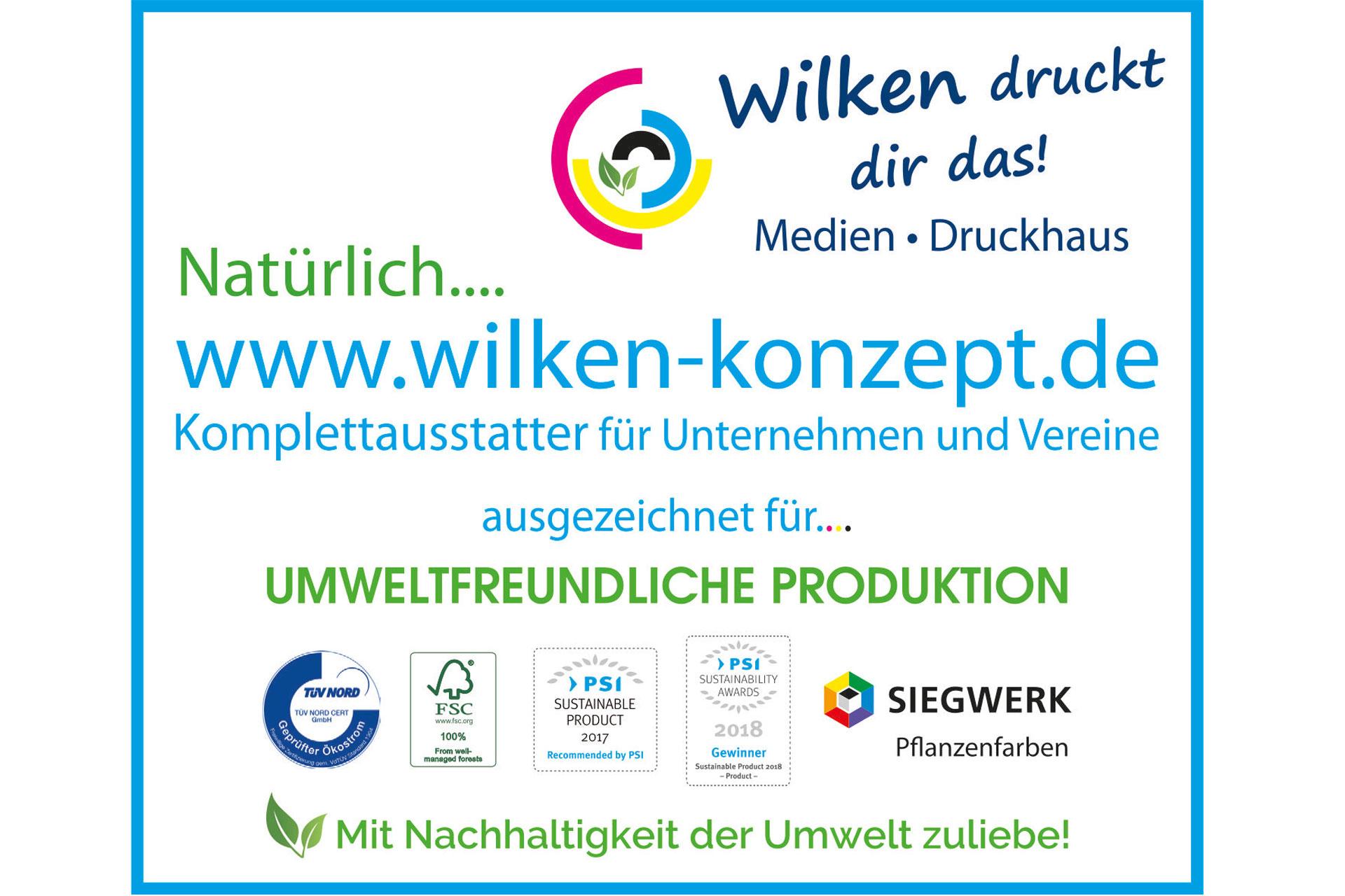 Logo Wilken Medien GmbH