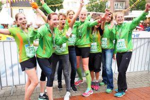 zum Bild: Auch für Teams bietet der Remmers Hasetal-Marathon des VfL Löningen im kommenden Jahr ein interessantes Programm. Foto: Catfun Foto.