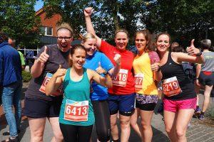 zum Bild: Pure Lust am Laufen kann nun für den Remmers-Hasetal-Marathon verschenkt werden. Foto: Catfun Foto.