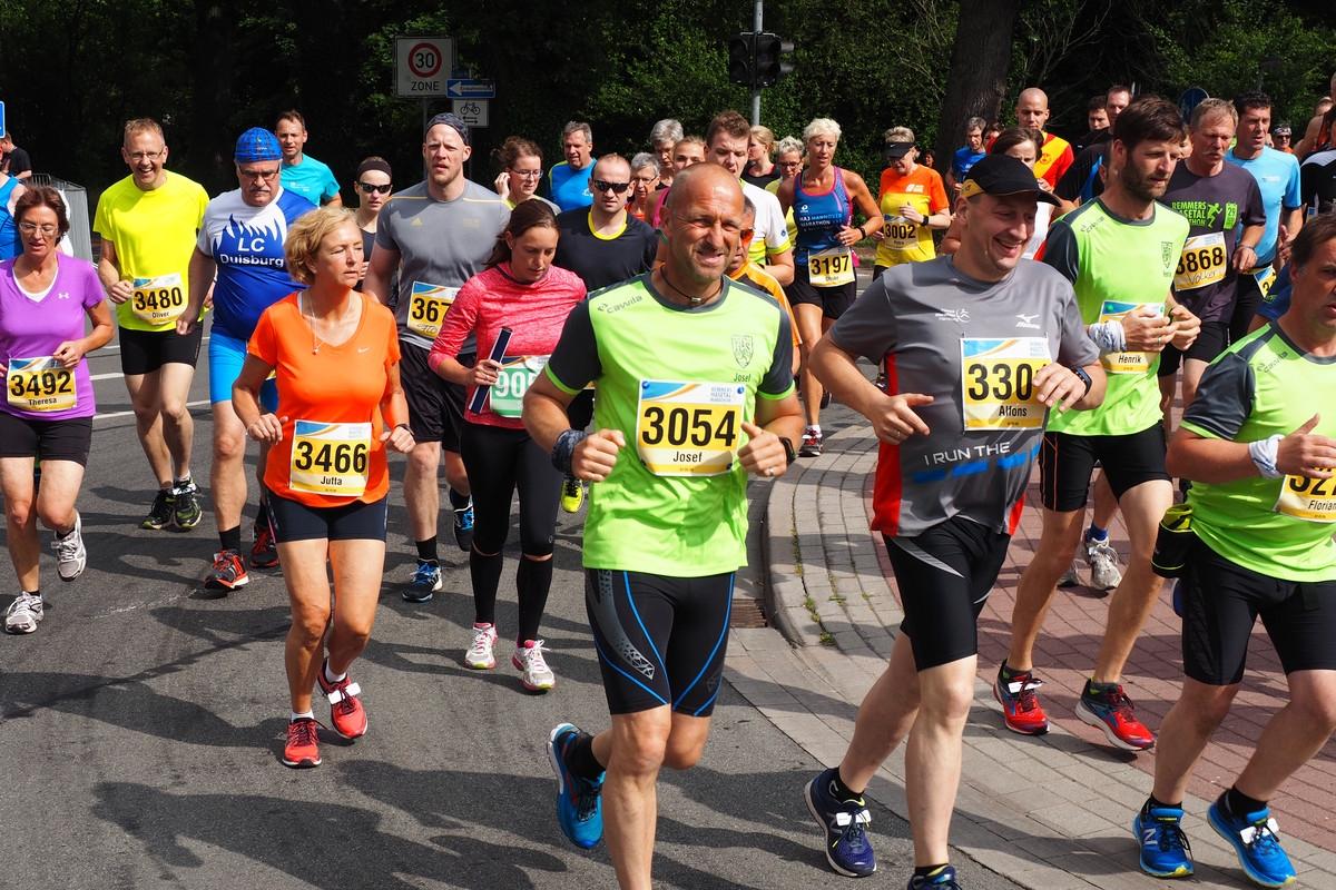 zum Bild: Wir freuen uns auf den diesjährigen Remmers-Hasetal-Marathon des VfL Löningen, der am Samstag, dem 23.06.2018, gestartet wird. Foto: Catfun-Foto.