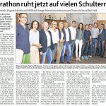 zum Bild:Bericht der Münsterländischen Tageszeitung vom 28.08.2017.