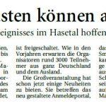zum Bild:Bericht der Nordwest-Zeitung vom 02.12.2017.