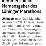 zum Bild:Bericht der Münsterländischen Tageszeitung vom 19.12.2017.
