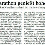 zum Bild:Bericht der Nordwest-Zeitung vom 24.01.2018.