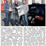 zum Bild:Bericht im Volltreffer - der Lokalzeitung vom 22.02.2018.