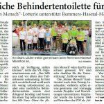 zum Bild:Bericht der Nordwest-Zeitung vom 29.03.2018.