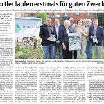 zum Bild:Bericht der Münsterländischen Tageszeitung vom 26.04.2018.