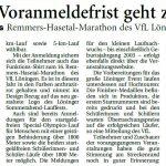 zum Bild:Bericht der Nordwest-Zeitung vom 26.04.2018.