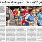 zum Bild:Bericht der Münsterländischen Tageszeitung vom 04.06.2018.