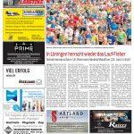 zum Bild:Bericht im Cloppenburger Wochenblatt vom 20.06.2018.