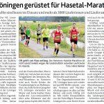 zum Bild:Bericht der Münsterländischen Tageszeitung vom 23.06.2018.