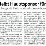 zum Bild:Bericht der Münsterländischen Tageszeitung vom 15.10.2018.