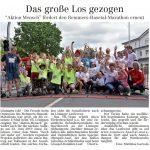 zum Bild:Bericht im Volltreffer - der Lokalzeitung vom 08.11.2018.