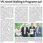 zum Bild:Bericht der Münsterländischen Tageszeitung vom 17.11.2018.