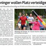zum Bild:Bericht der Münsterländischen Tageszeitung vom 26.11.2018.