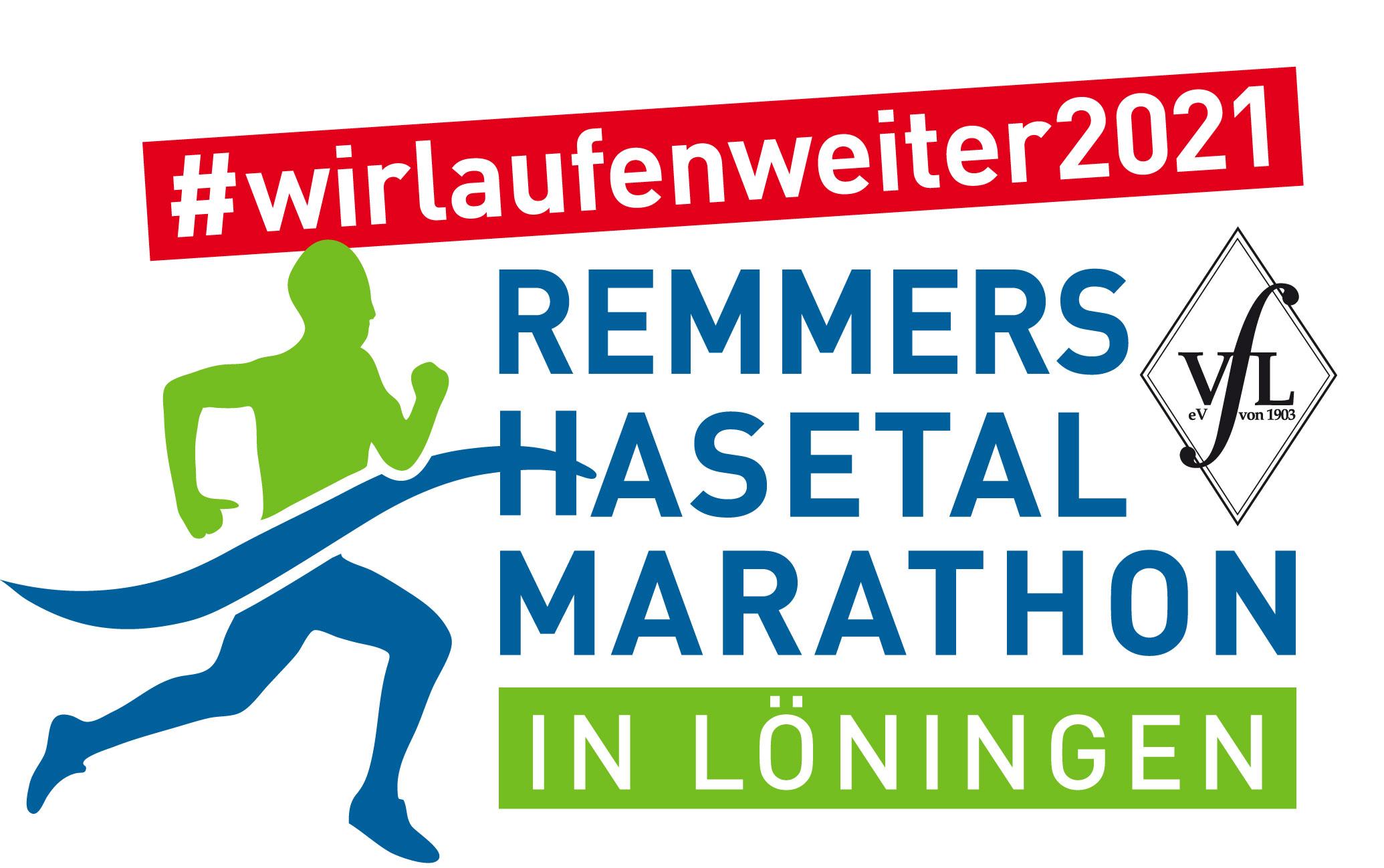 zum Bild:Logo #wirlaufenweiter2021.