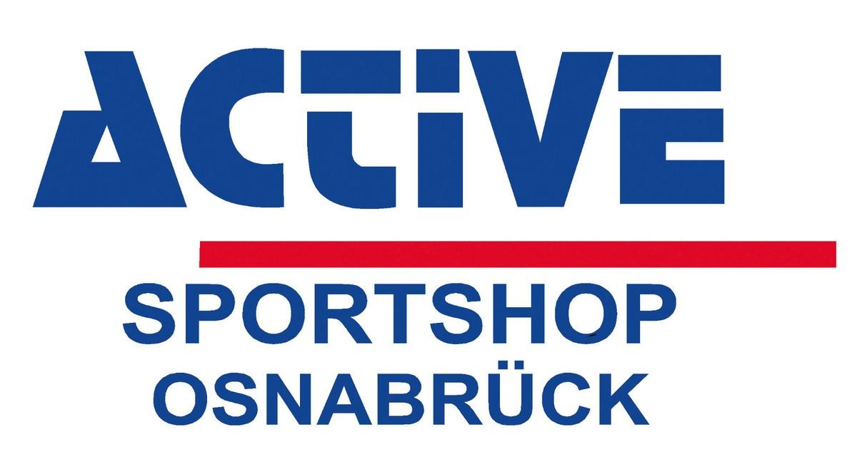 zum Bild: Logo ACTIVE Sportshop Osnabrück.