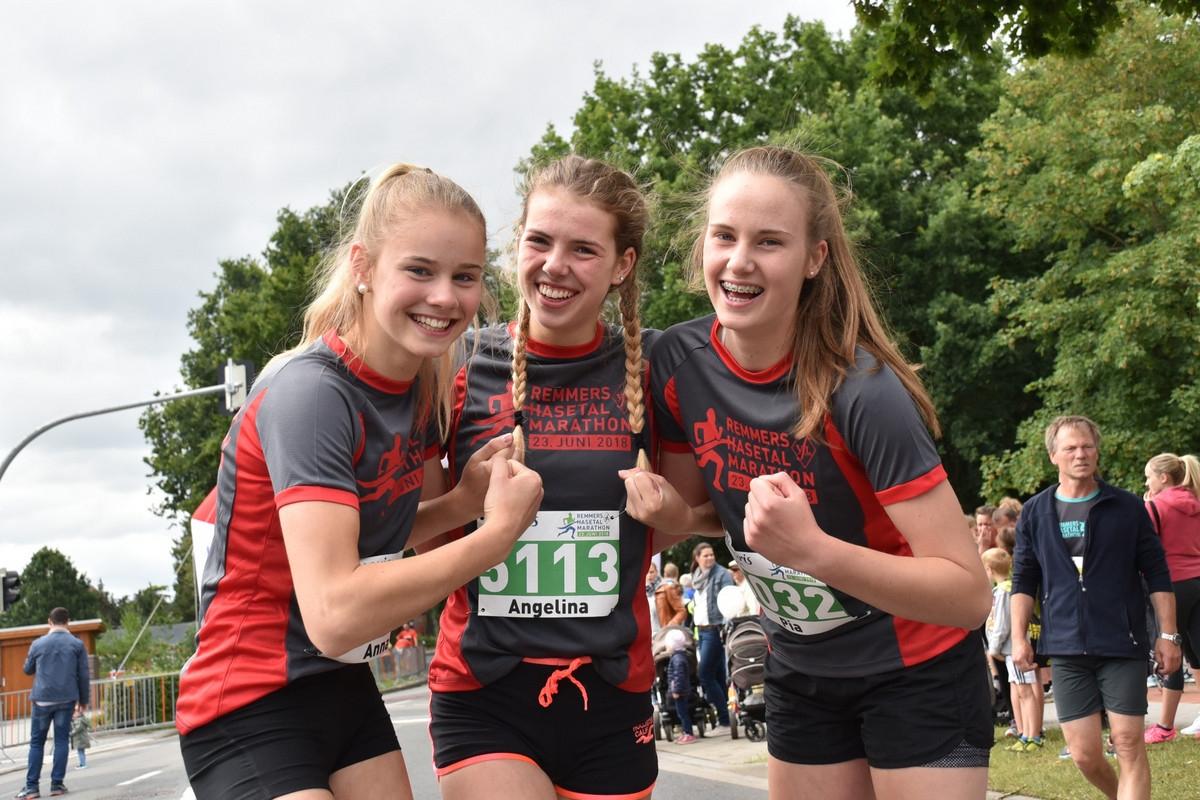 zum Bild: Die Organisatoren des Remmers-Hasetal-Marathons des VfL Löningen hoffen auf viele emotionsgeladene Bilder. Foto: Matthias Garwels.