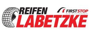 zum Bild: Logo Reifen Labetzke, Löningen.
