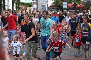 zum Bild: Wieder im Programm ist der Graepel-Bambini-Lauf. Foto: larasch.de.