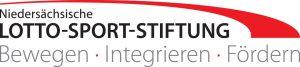 zum Bild: Logo der Niedersächsischen Lotto-Sport-Stiftung.