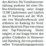 zum Bild:Bericht der Münsterländischen Tageszeitung vom 17.01.2019.