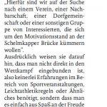 zum Bild:Bericht der Münsterländischen Tageszeitung vom 19.03.2019.