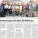 zum Bild:Bericht der Münsterländischen Tageszeitung vom 04.04.2019.