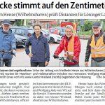 zum Bild:Bericht der Münsterländischen Tageszeitung vom 15.05.2019.