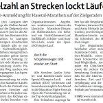 zum Bild:Bericht der Münsterländischen Tageszeitung vom 31.05.2019.