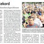 zum Bild:Bericht der Münsterländischen Tageszeitung vom 12.06.2019.