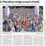 zum Bild:Bericht der Münsterländischen Tageszeitung vom 31.03.2021.