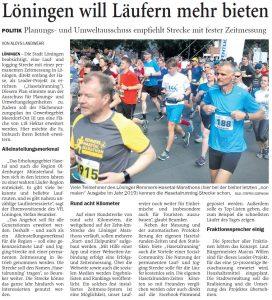 zum Bild: Bericht der Nordwest-Zeitung vom 26.03.2021.