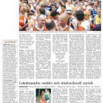 zum Bild:Bericht der Nordwest-Zeitung vom 28.06.2004.