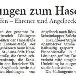 zum Bild:Bericht der Nordwest-Zeitung vom 20.06.2019.