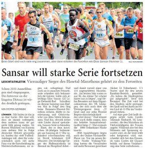 zum Bild: Bericht der Nordwest-Zeitung vom 20.06.2019.