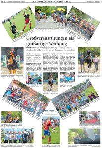 zum Bild: Bericht der Nordwest-Zeitung vom 25.06.2019.